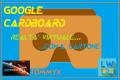 Google Cardboard: realtà virtuale...con il cartone